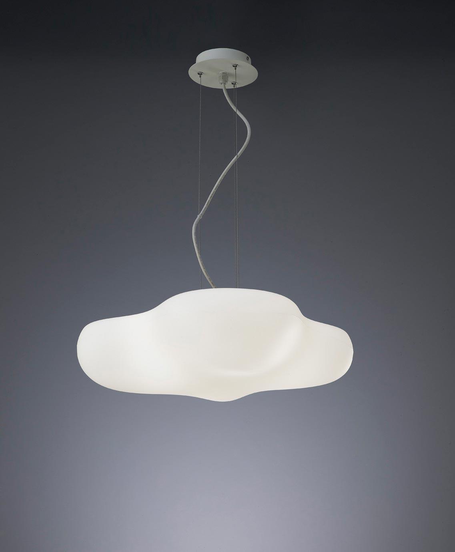 Lámpara colgante 4 luces EOS