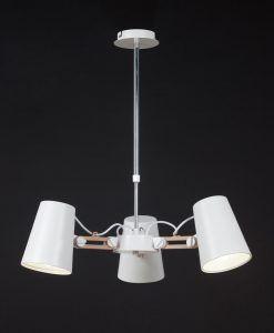 Lámpara colgante LOOKER 3 luces