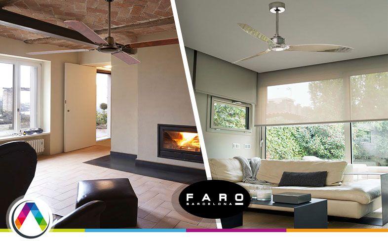 Ventiladores de techo - La Casa de la Lámpara
