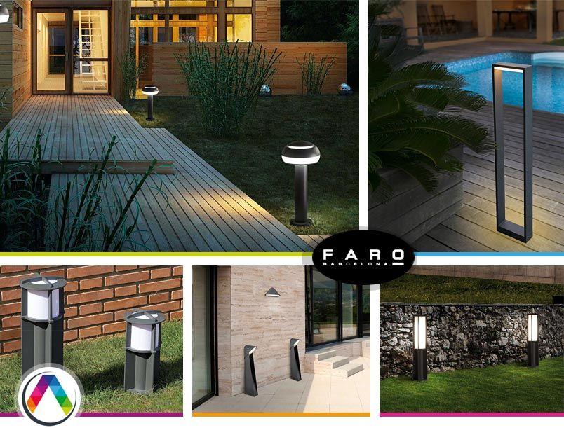 Lámparas balizas - La Casa de la Lámpara