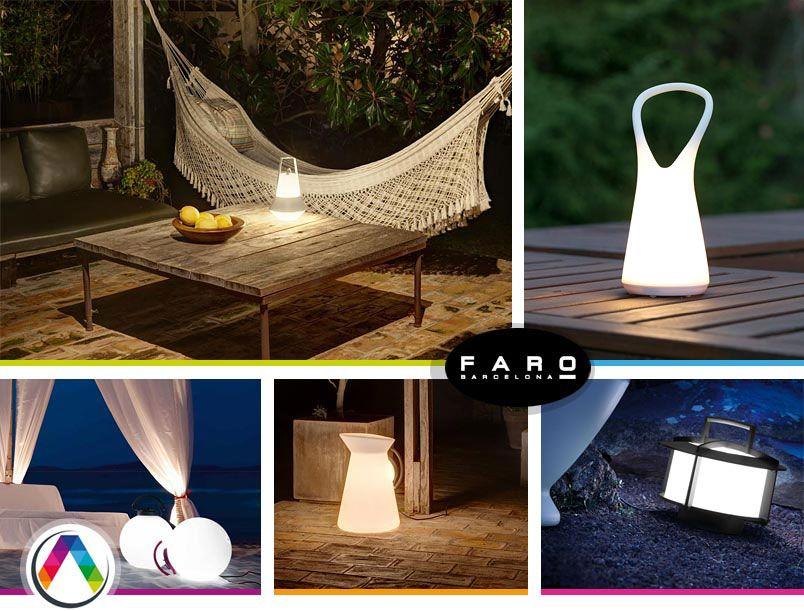 Lámparas portátiles - La Casa de la Lámpara