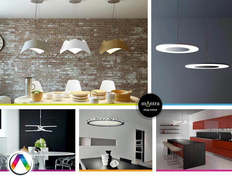 Lámparas colgantes LED - La Casa de la Lámpara