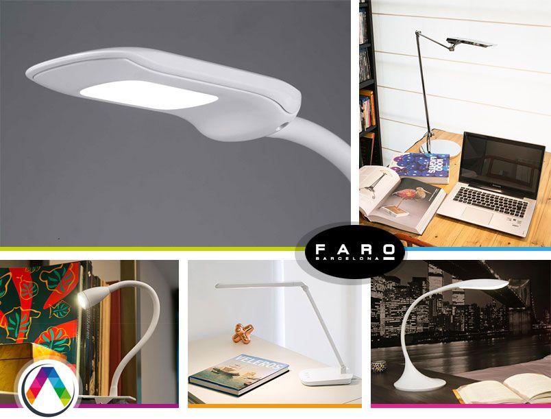Lámparas flexo LED - La Casa de la Lámpara