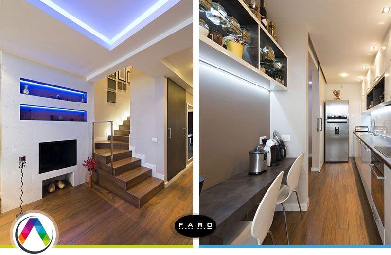 Tiras de luces LED - La Casa de la Lámpara