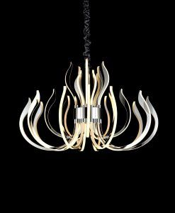 Lámpara LED de diseño 103 cm VERSAILLES