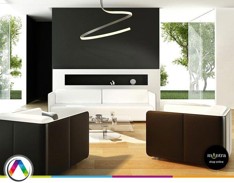 Lámpara minimalista en La Casa de la Lámpara