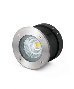 Empotrable inoxidable 24º SURIA 12 LED
