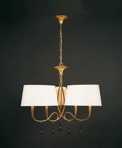 Lámpara de techo clásica PAOLA