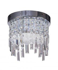 Lámpara circular cristal KAWAI LED