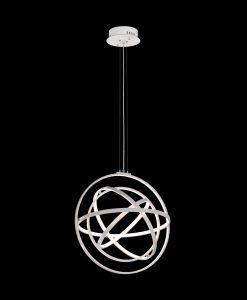 Lámpara colgante dimmable mediana ORBITAL LED