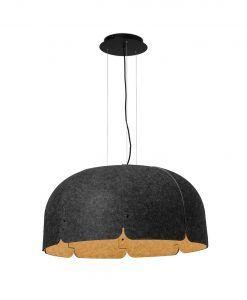 Lámpara de material reciclado MUTE LED