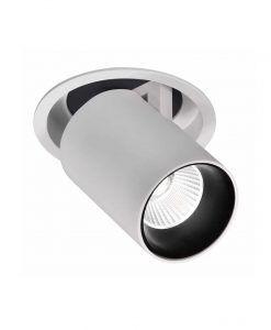 Empotrable foco LED blanco 12W GARDA
