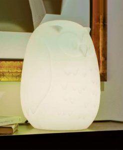 Lámpara decorativa búho GUFO