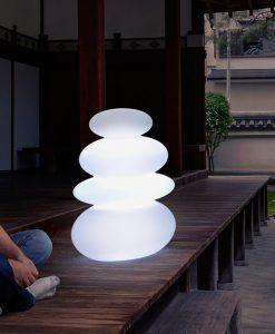 Lámpara decorativa interior y exterior Balans