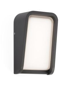 Aplique gris oscuro MASK LED
