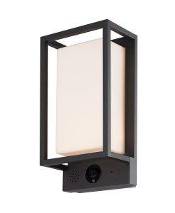 Aplique inteligente con cámara WIFI dimable MERIBEL LED