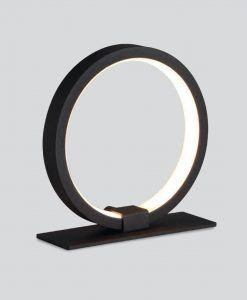 Sobremesa negro 8W KITESURF LED