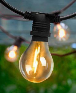 PACK de 3 Guirnaldas de luces decorativas ALLEGRA