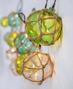 PACK de 6 Guirnalda de luces para fiestas de exterior MARE