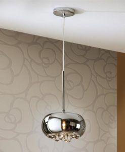 Lámpara colgante Ø 22 cm ARGOS