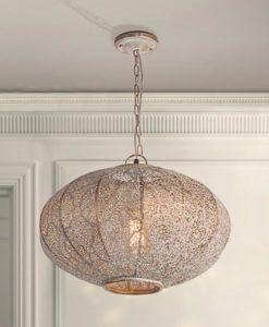 Lámpara de techo INDIA Ø 43 cm