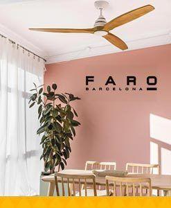 Ventiladores de techo Faro
