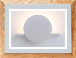 Apliques de pared luz indirecta