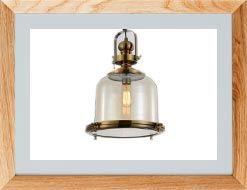 Lámparas de techo vintage