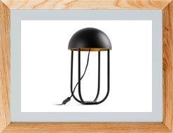 Lámparas de mesa modernas