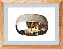 Plafones de cristal
