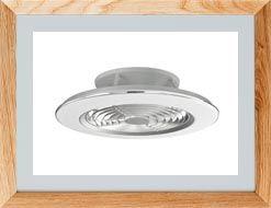 Plafón ventilador de techo